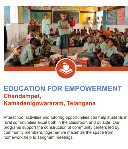 Education of empowerment