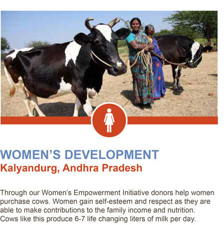 women development
